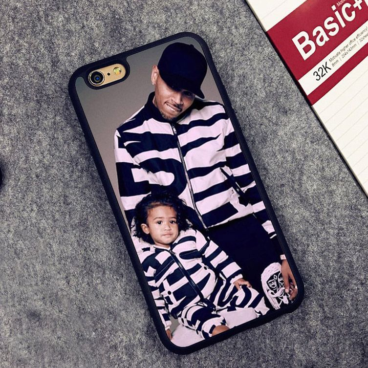 Chris Brown Loyal iphone case