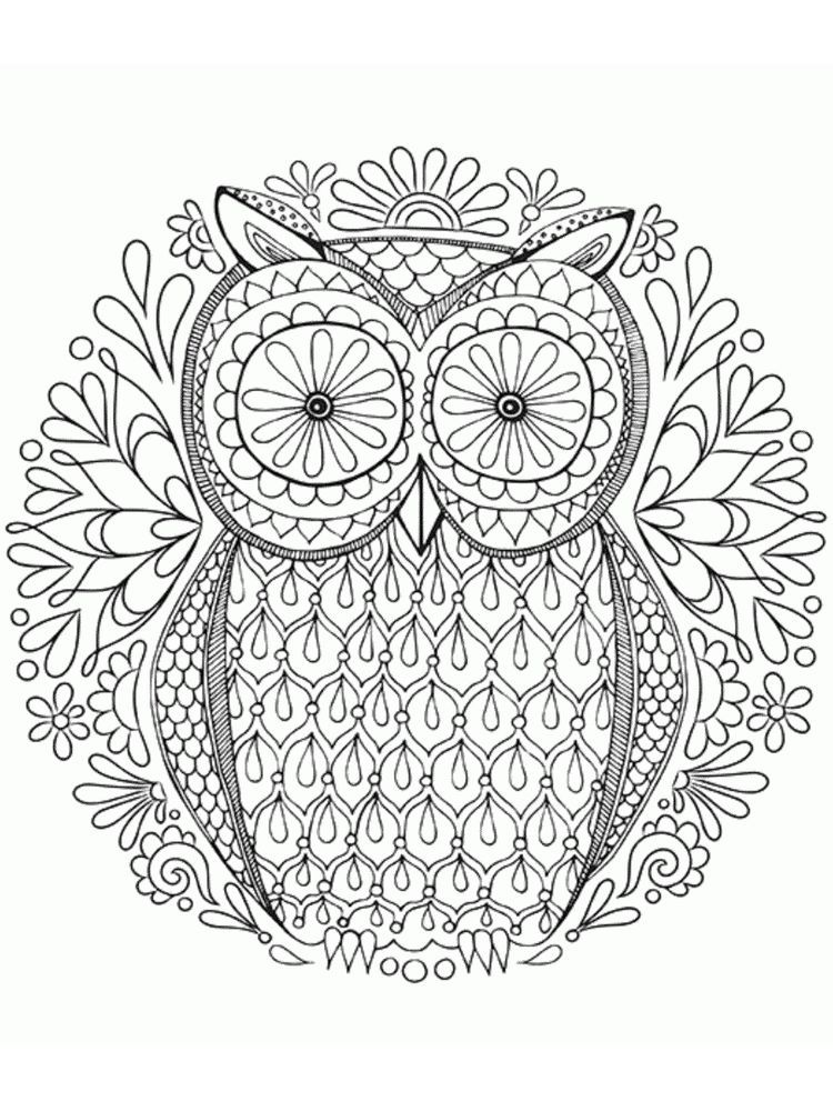 Hard Coloring Pages Pdf Mandala Coloring Pages