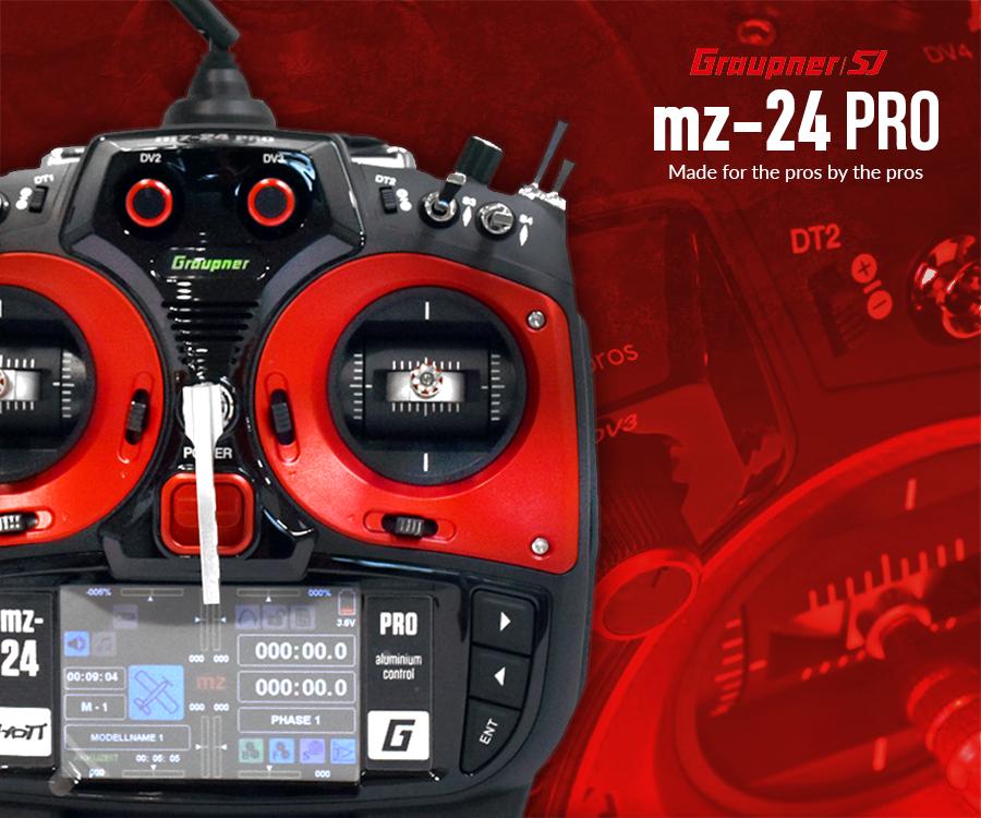 Graupner Mz 24 Pro Fernsteuerung Transmitter Die Bewahrte Graupner Hott 2 4 Ghz Technologie Steht Fur Funktionalitat Siche Modellauto Graupner Fernbedienung
