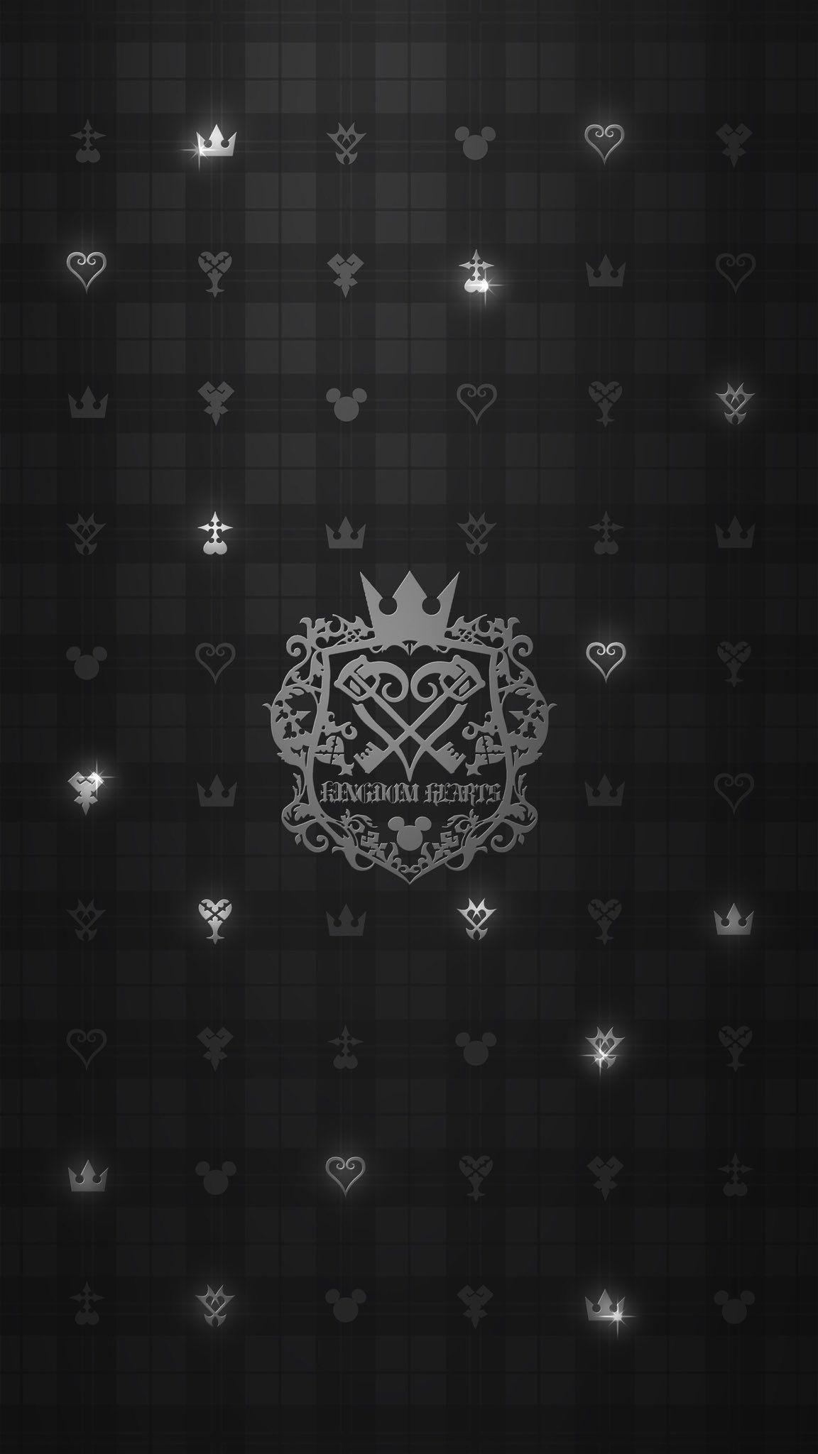 Kingdom Hearts Kingdom Hearts Wallpaper Kingdom Hearts Heart Wallpaper