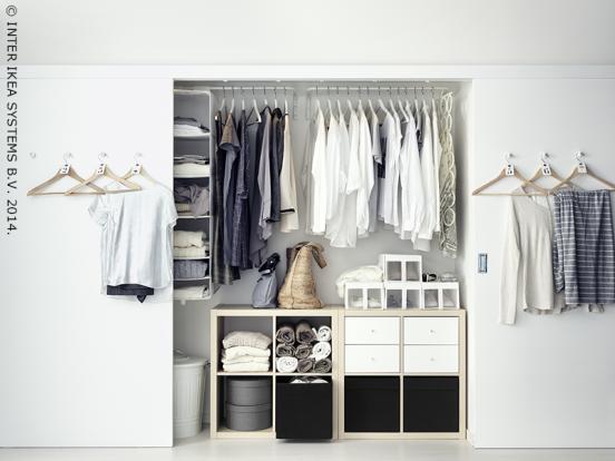 Organiseer je dressing ikea family bedroom inspiration