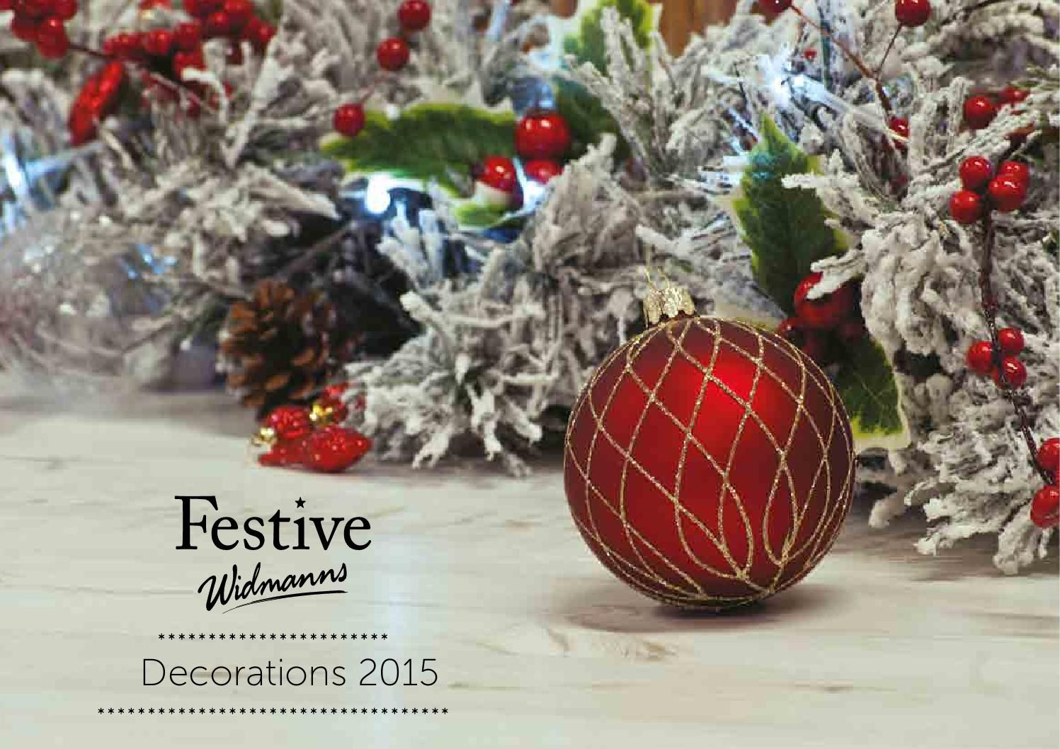 wholesale christmas decorations catalogue from festive httpwwwfestive - Wholesale Christmas Decorations