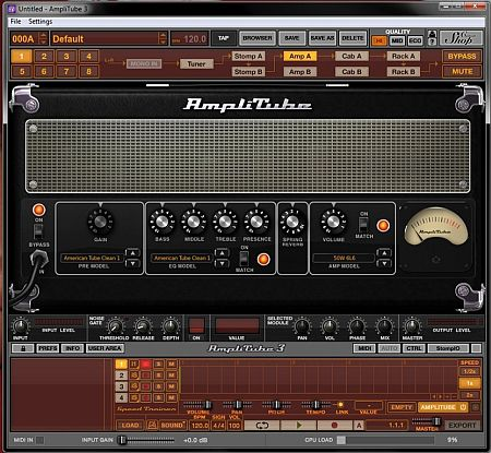 Amplitube 3 Complete Collection With Serial Key Free Download Ampli