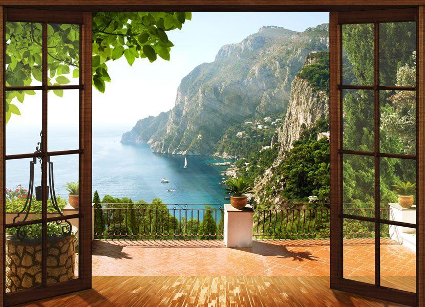вопросы продаже фотообои балконы террасы окна большей