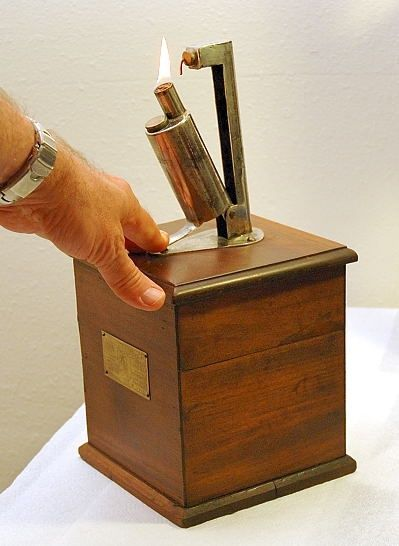 The Midland Jump Spark Cigar Lighter