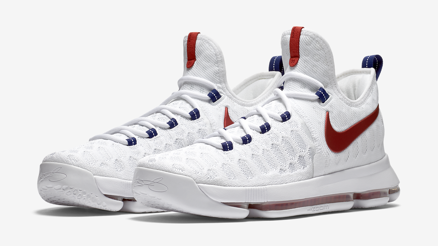 Official Images Of The Nike KD 9 USA • KicksOnFire.com. Men's ShoesNike ...