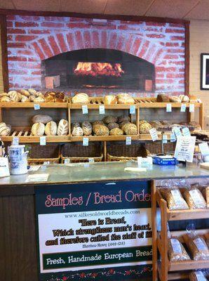 Old World Bakery | Silke's Old World Breads Bakery & Cafe - Clarksville, TN