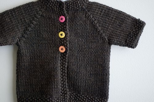 Free Toddler Cardigan Knitting Pattern Pattern Raglan Sleeve Easy