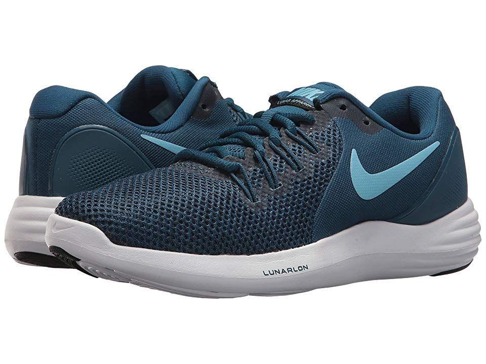 429edaa1b1cc Nike Lunar Apparent (Blue Force Blue Gale Black White) Women s Running
