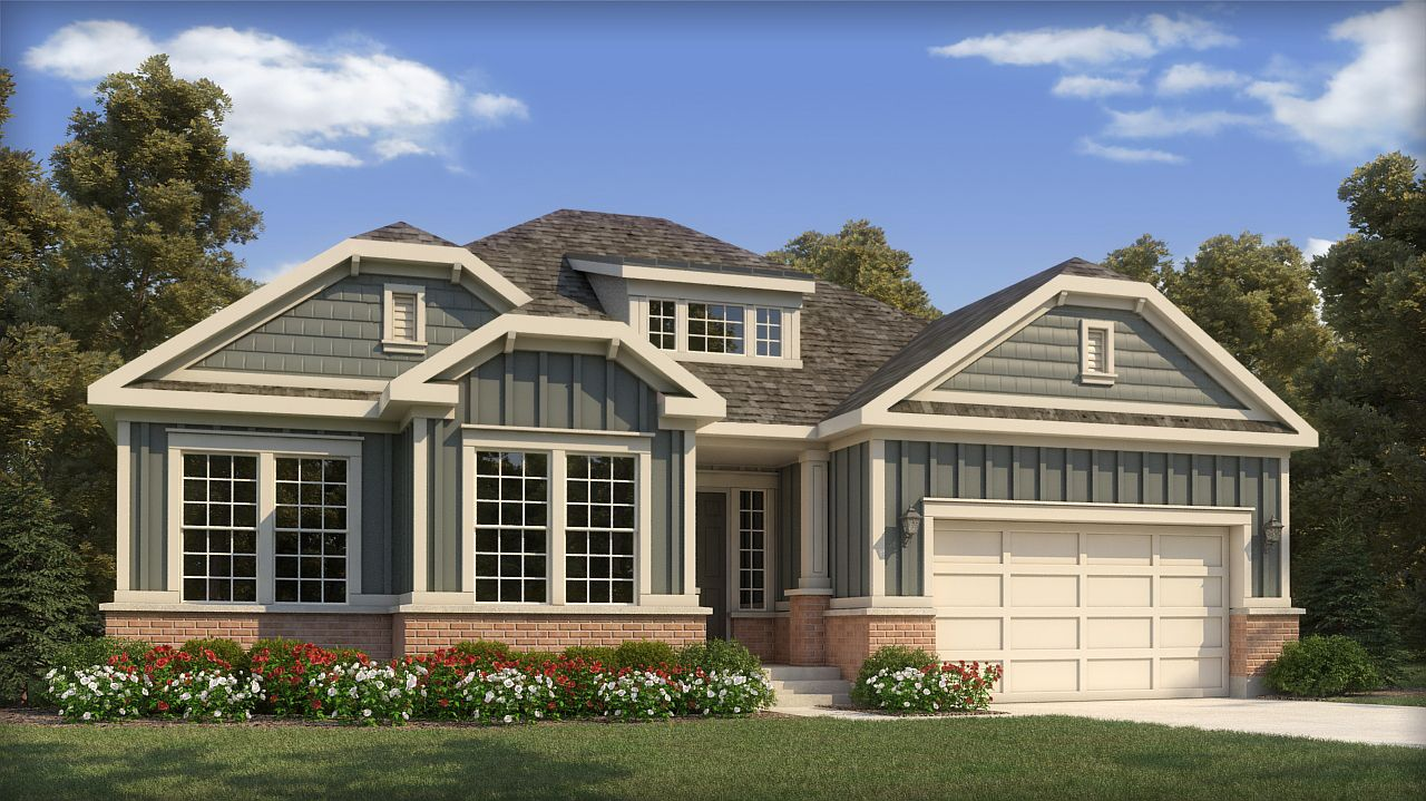 Monterey Traditional home design for new homes in Utah | Floor ...