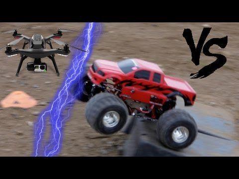 Vr Vrgames Drone Gaming Epic R C Bashing Compilation