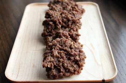 Chocolate Oatmeal No-Bake Cookies | Tasty Kitchen: A Happy Recipe Community! With cinnamon