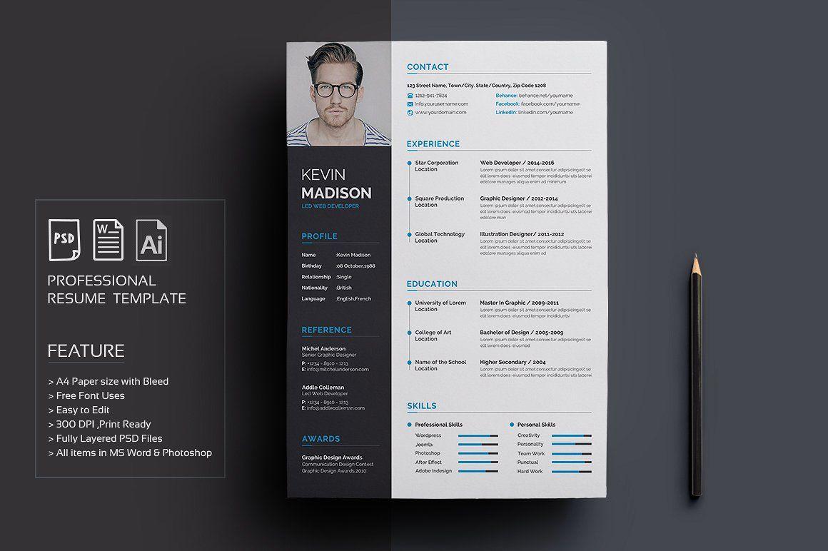 Resume/CV Resume cv, Resume templates, Cover letter for