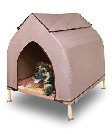 Loving This Cozy Cottage Pet Tent On Zulily Zulilyfinds Www Zulily Com Cool Dog Houses Cozy Dog Luxury Dog House