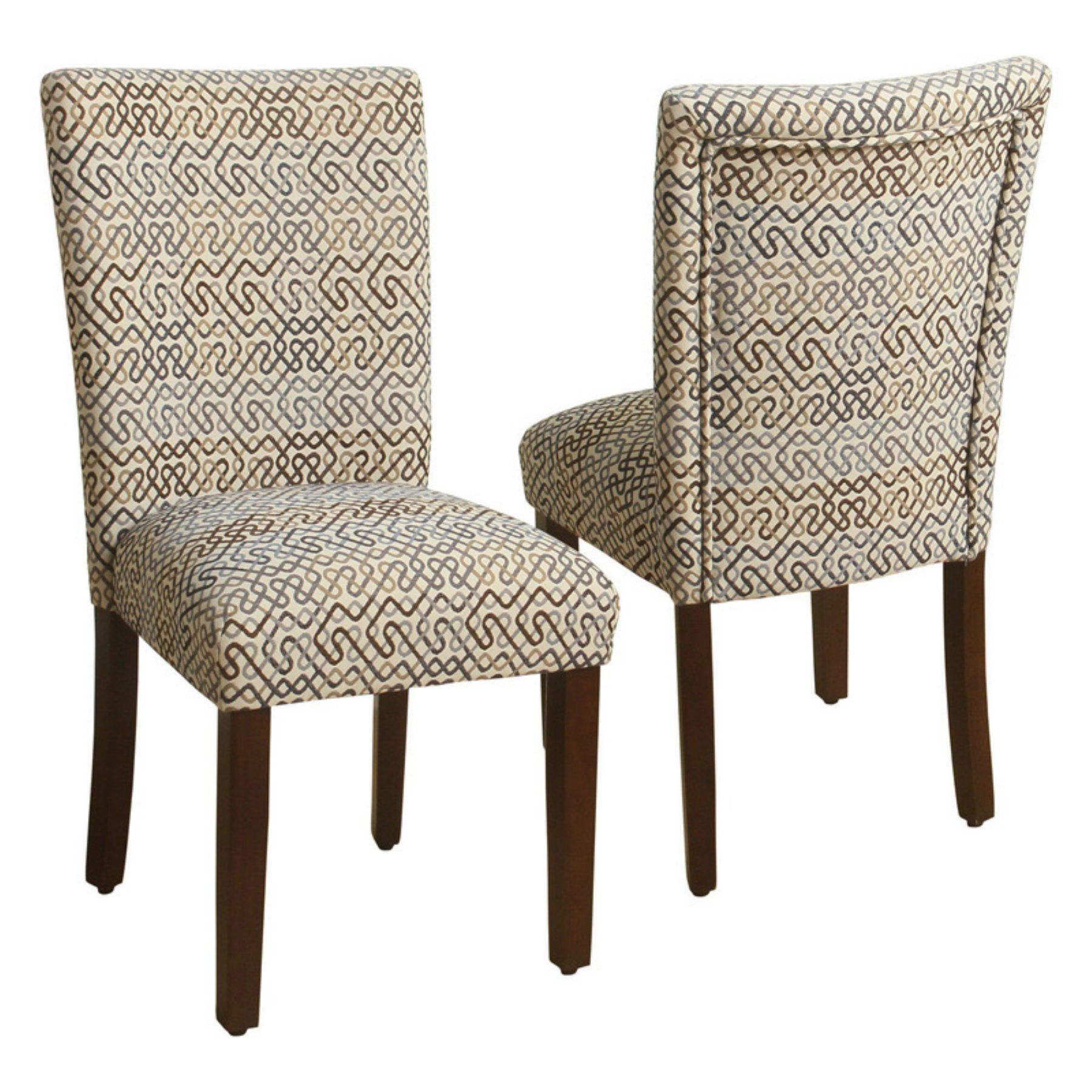 Homepop parsons dining chair set of kinf also pinterest