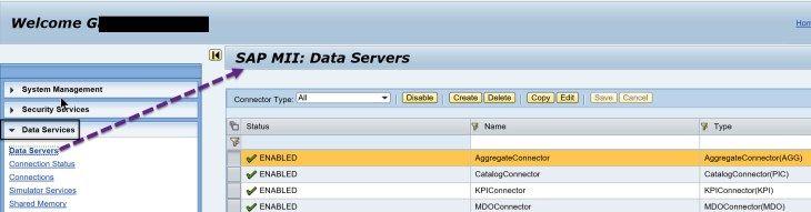 SAP MII connection to External HANA database   Sapspot News