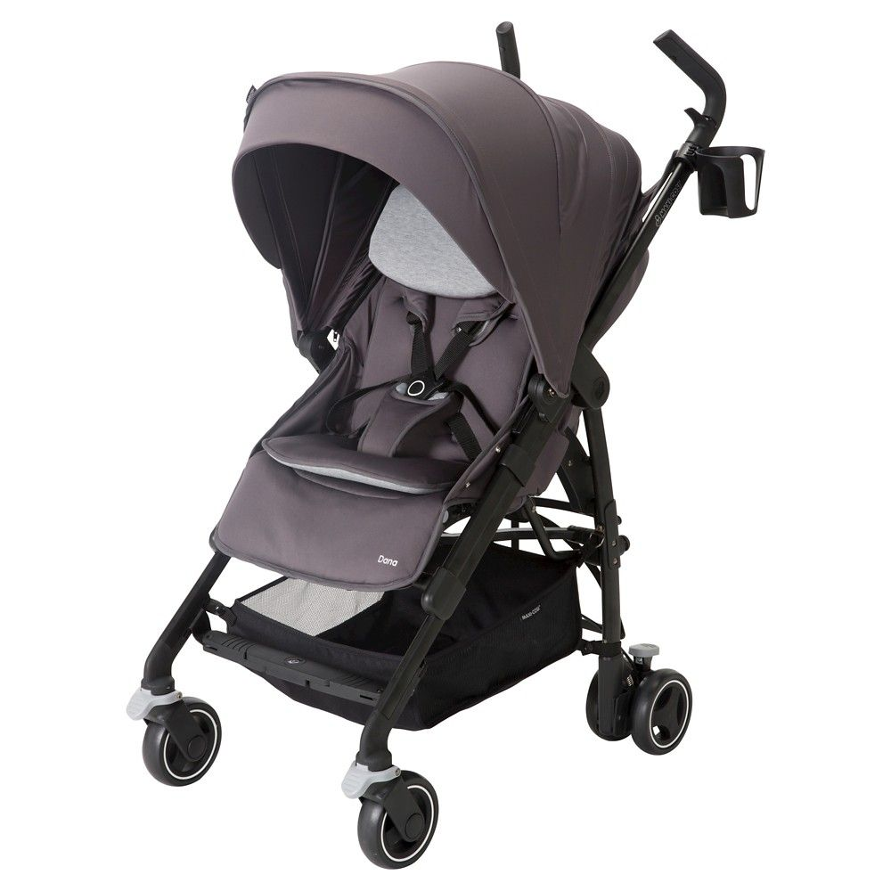 MaxiCosi Dana Stroller Loyal Grey Best baby strollers