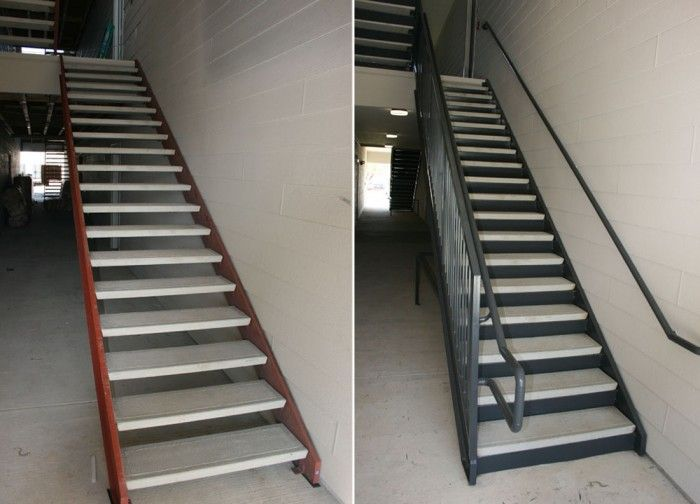 Best Concrete Stair Treads Commercial Concrete Products 640 x 480