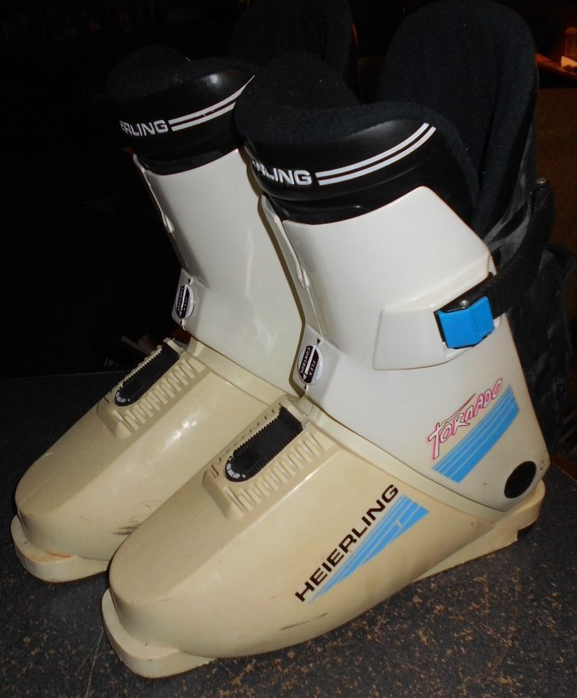 Vintage Heierling Tornado Ski Boots Size M 9 Made In Italy Anatomic Footbed Heierling Ski Boot Sizing Boots Ski Boots
