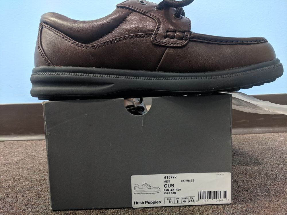 Hush Puppies Gus Mens Shoes Size 9 Ew Fashion Clothing Shoes Accessories Mensshoes Casualshoes Ebay Link Shoes Mens Boat Shoes Shoes