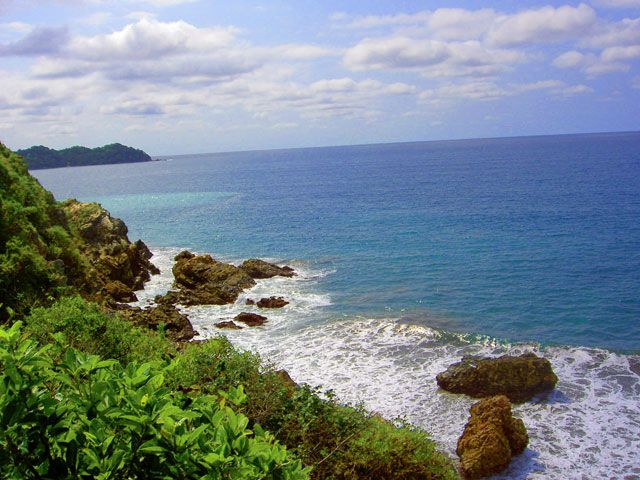 Pacific Coast near Sayulita, Nayarit, Mexico