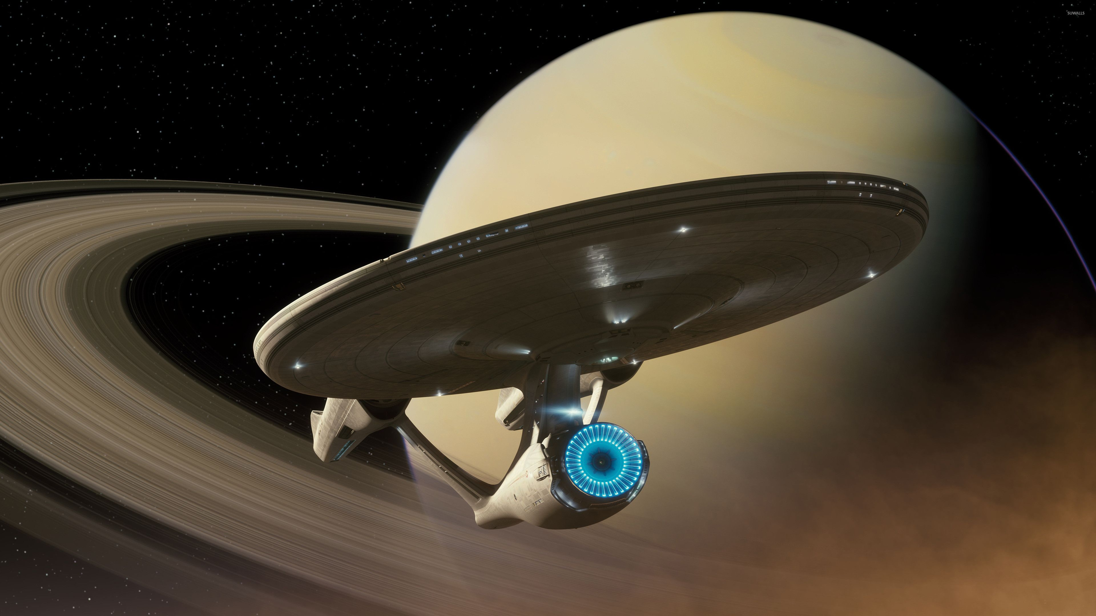 60 Starship Enterprise Wallpapers On Wallpaperplay Star Trek