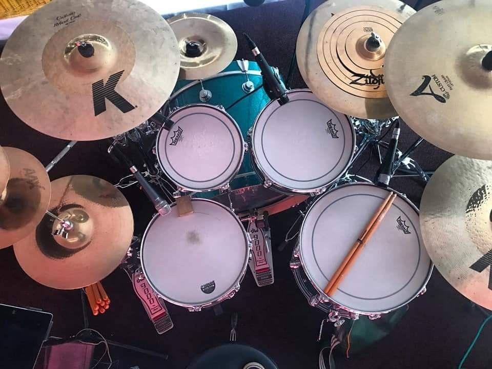 Pin De Joan Cazares Em Drum Stuff Musica