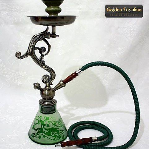 In Iran, hookah is called غلیون