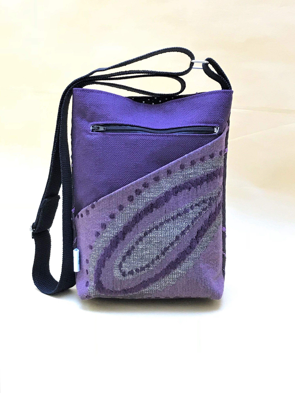 97291bf584 Shoulder bag with key fob. Handbag with adjustable strap. Crossover handbag.  Cross body