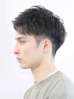 ショート ヘア メンズ ナチュラルショートヘア10選。男らしくかっこいい爽やかメンズ髪型と...