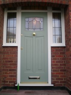 Admirable Image Result For 1950S Style Composite Door In 2019 Cottage Front Doors Glass Door Front Door Handles Collection Olytizonderlifede