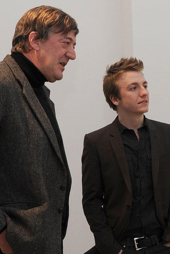 Stephen Fry & Steven Webb | *Steven Fry | Pinterest | D