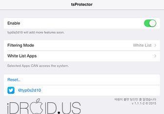 tsProtector 8 cydia tweak | Cydia Tweak | Ios 8, Ios, Android