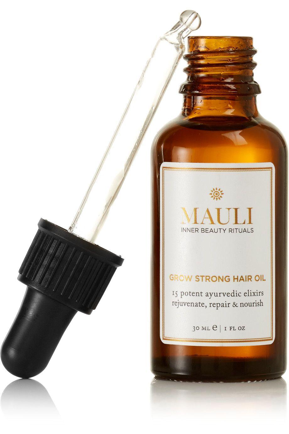 Mauli Rituals' nourishing 'Grow Strong' hair oil contains