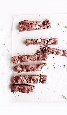 vegan walnut brownie | @smallbatchmelbourne ♥