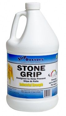 Antislip Products For Slippery Tile Slipdoctors Present Stone Grip Treatment