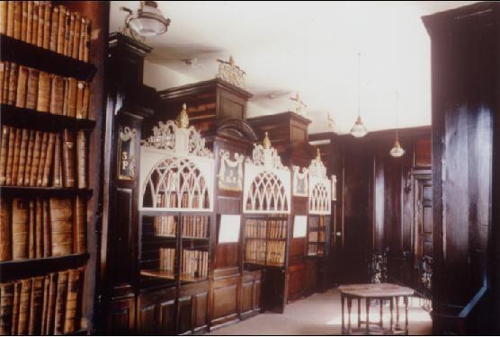 Marshes Library, Dublin