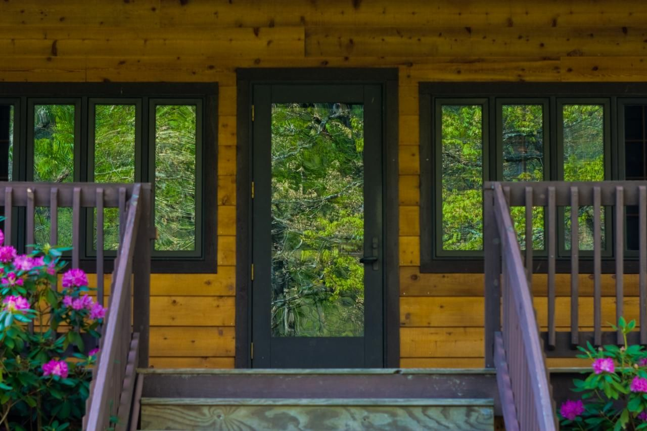 How To Choose The Right Doors For Your Home | Logs, Front doors ...