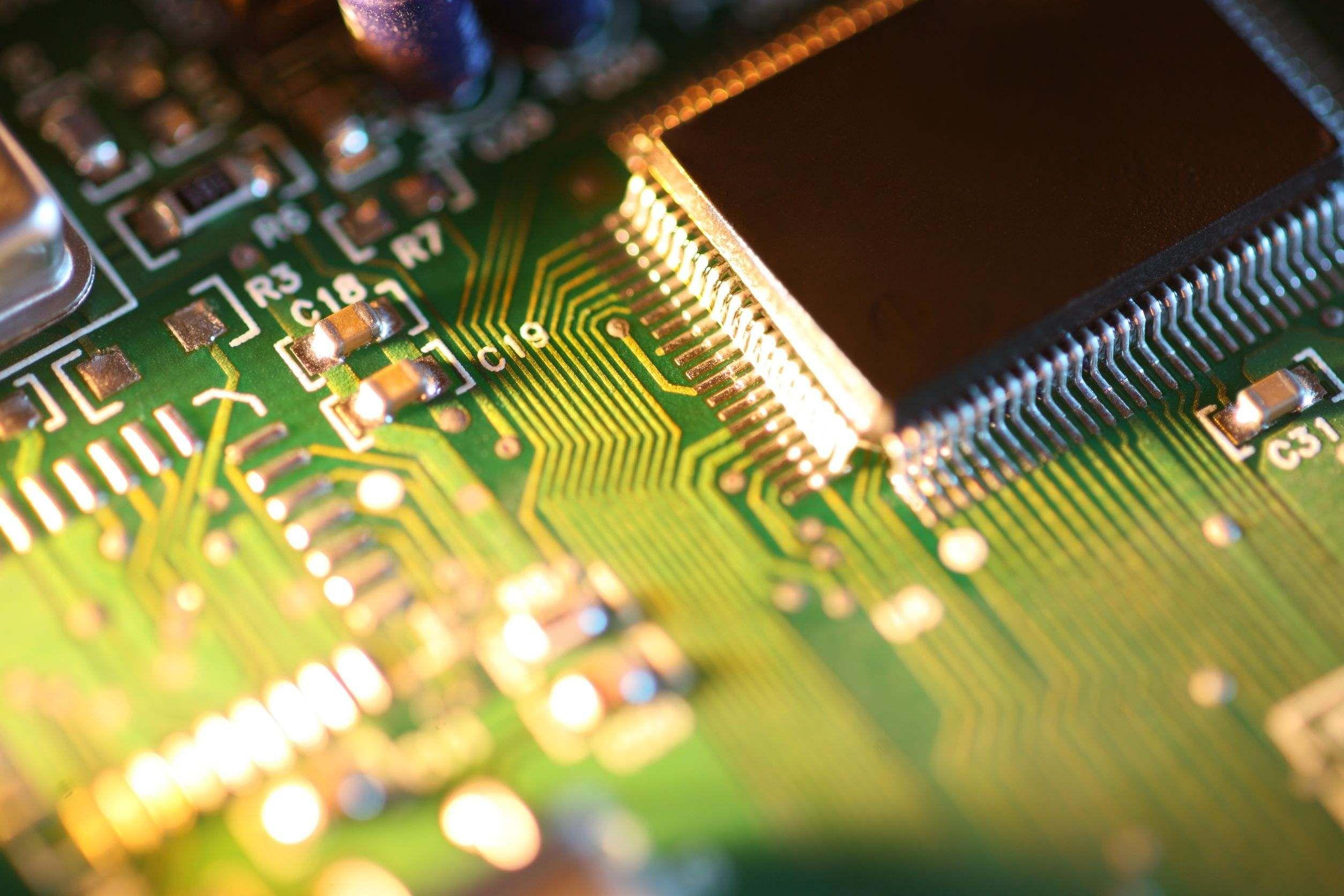 Superior Electronic Design Services Proteus Invents Pcb Board Circuit Process