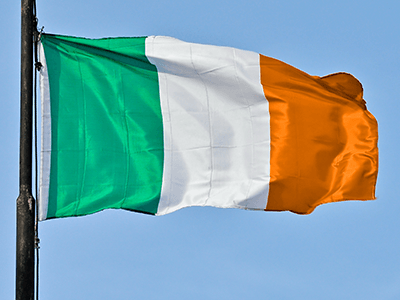 Ireland flag colors all about irish flag meaning history