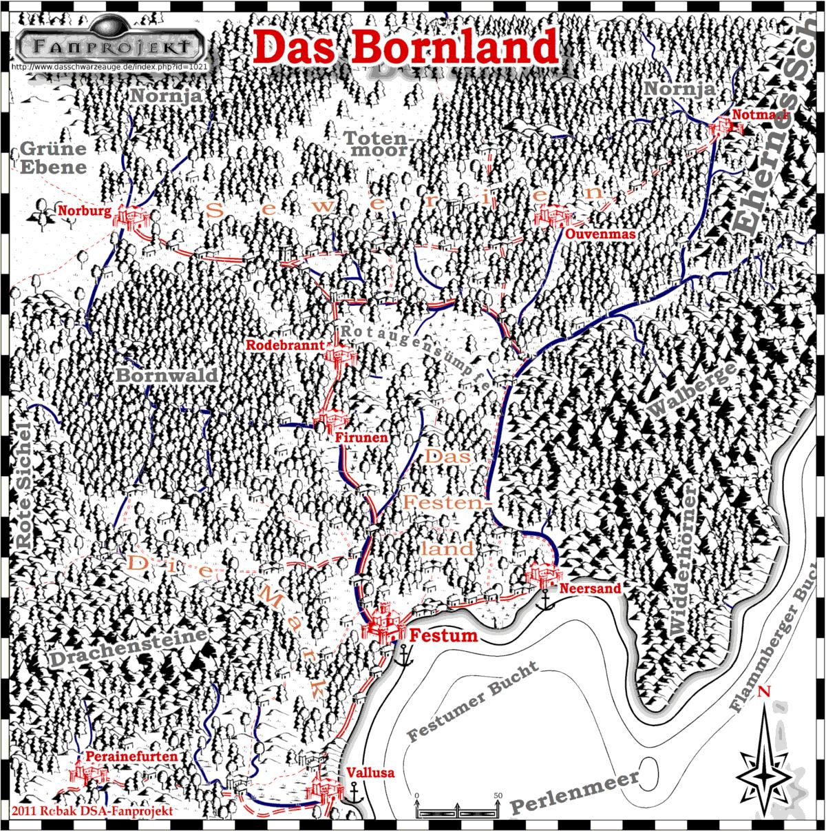 Dsa Karte Bornland.Bornland By Robak238 On Deviantart Karten Karten