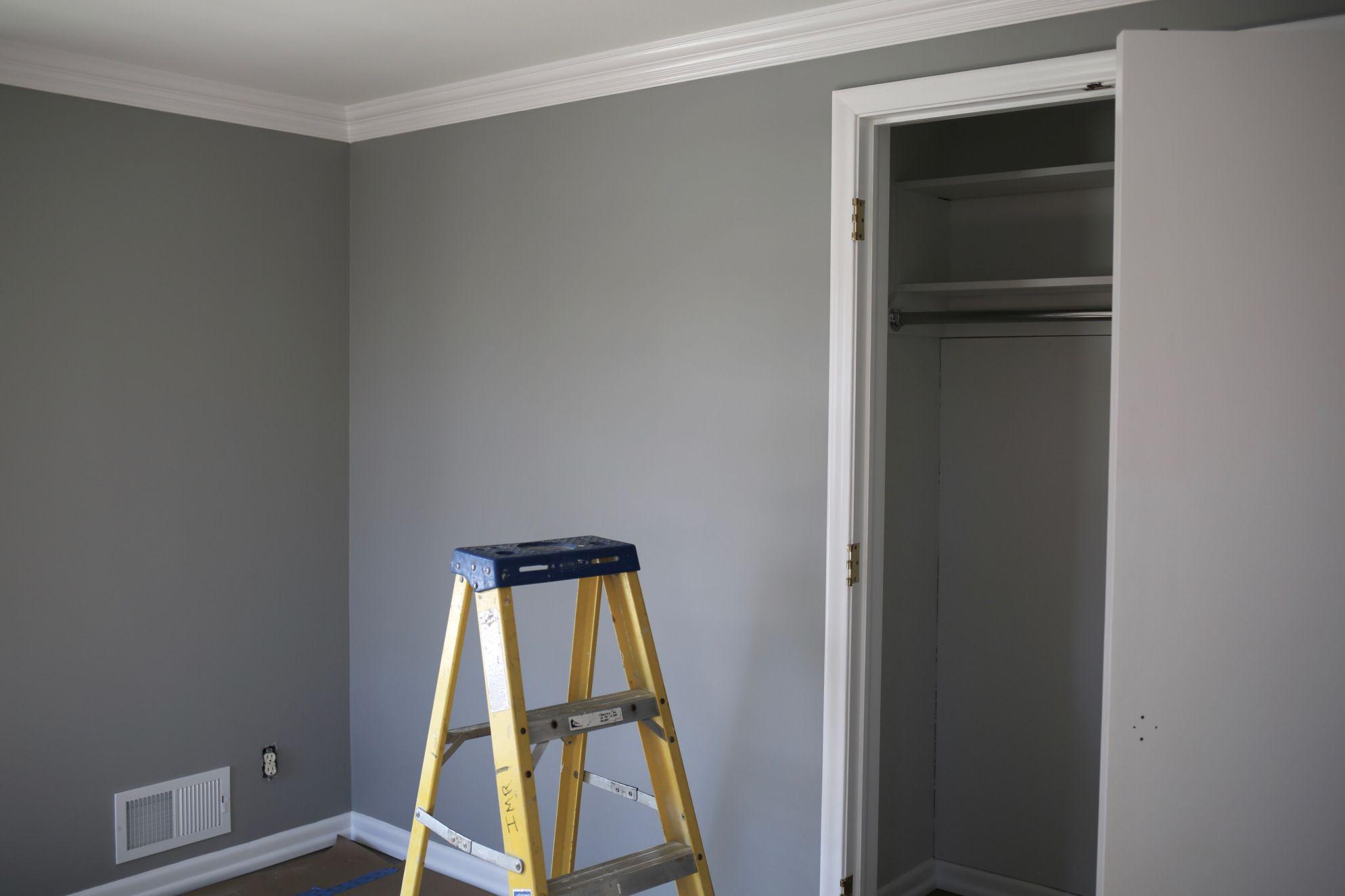 Best Ellie Gray Media Room Paint Colors Home Renovation 400 x 300