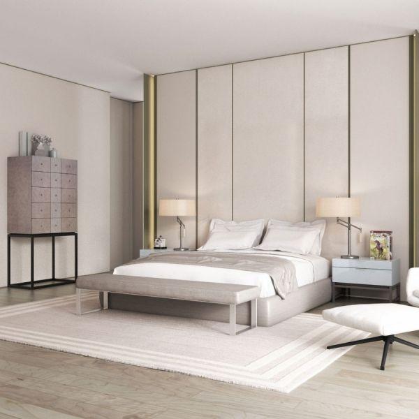 White Bedroom Design, Modern Bedroom, Awesome Bedrooms