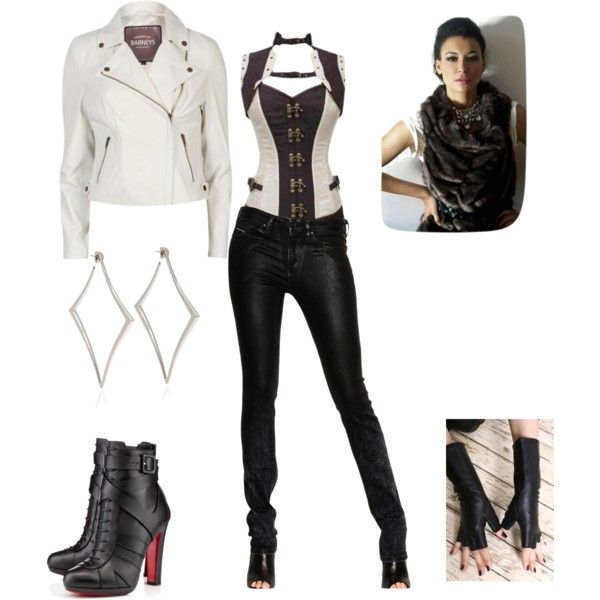 Badass outfits polyvore - Google Search | RWBY OC outfit ...