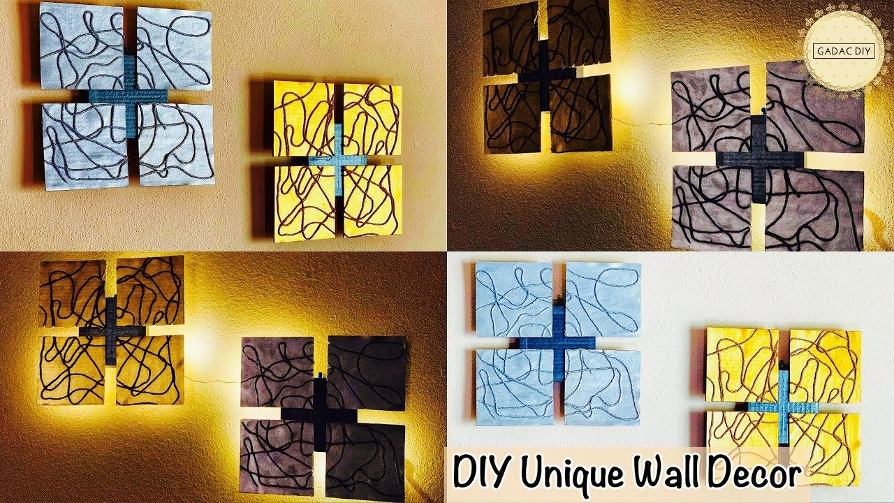 Unique wall hanging ideas gadac diy do it yourself wall decor