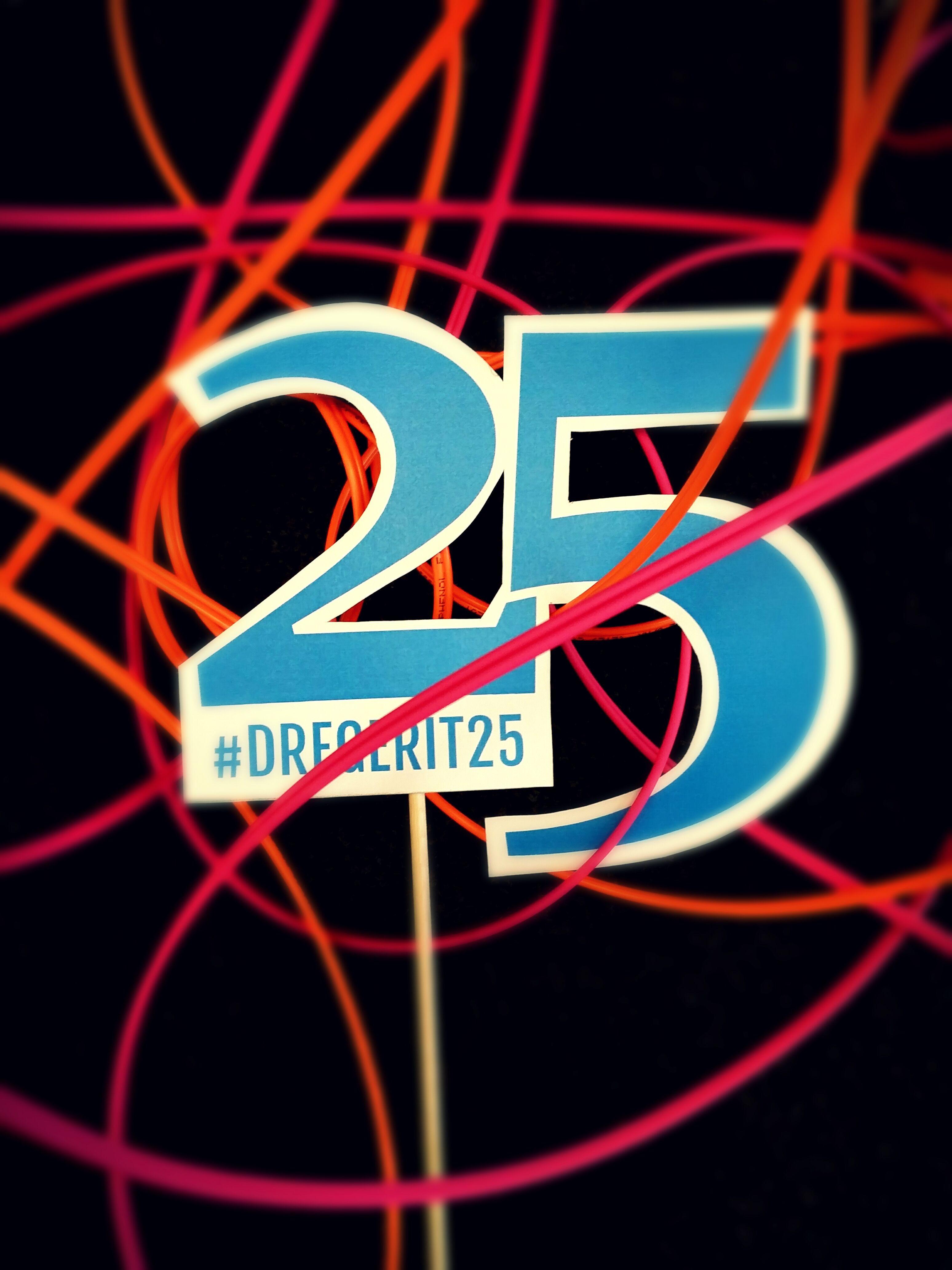 25 Jahre DREGER IT - 25 Jahre Netzwerk und Verkabelung #DREGERIT25 ...