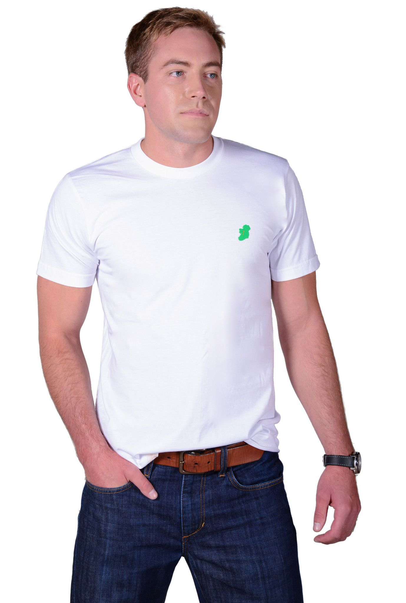 The Ireland T-Shirt® - Casual Fit - White