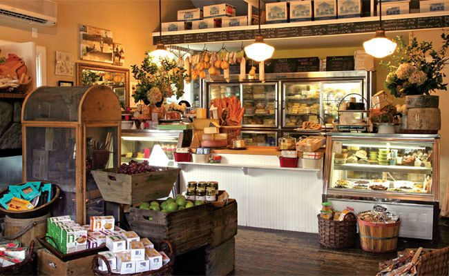 Barefoot Contessa Store cavaniola's in sag harbor, ny. the best cheese shop in the