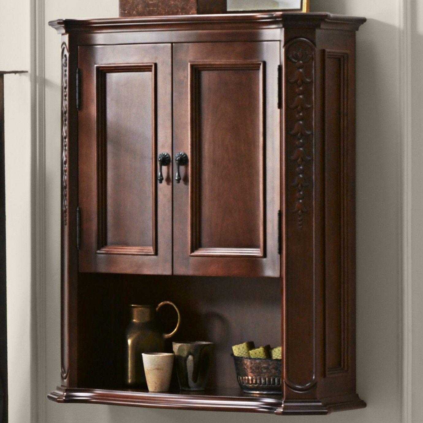 wood bathroom wall cabinets over the di 2020 dekorasi on wall cabinets id=39630