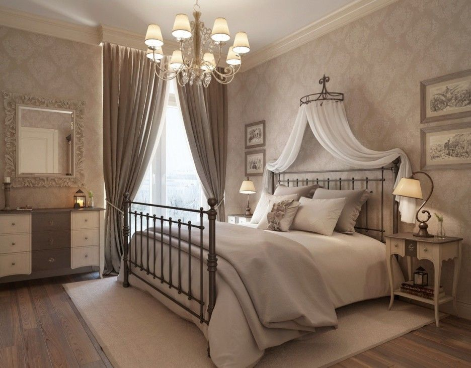 Bedroom Furniture Ideas  Beautiful Bedroom Canopy Bed Design Ideas   Luxurious Interior Brown Master Bedroom. Bedroom Furniture Ideas  Beautiful Bedroom Canopy Bed Design Ideas